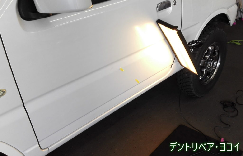 SUZUKI Jimny leftside-door