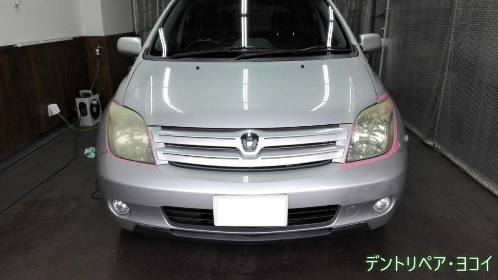 Toyota IST's light