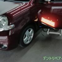 トヨタ シエンタ ドア