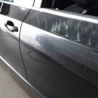 BMW525ie ステーションワゴン ドアのヘコミ